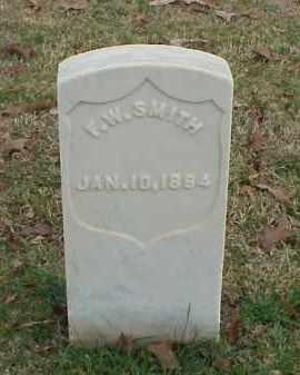 SMITH (VETERAN UNION), F W - Pulaski County, Arkansas | F W SMITH (VETERAN UNION) - Arkansas Gravestone Photos