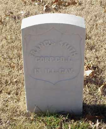 SMITH (VETERAN UNION), FRANCIS - Pulaski County, Arkansas | FRANCIS SMITH (VETERAN UNION) - Arkansas Gravestone Photos