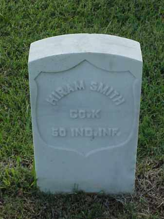 SMITH (VETERAN UNION), HIRAM - Pulaski County, Arkansas | HIRAM SMITH (VETERAN UNION) - Arkansas Gravestone Photos