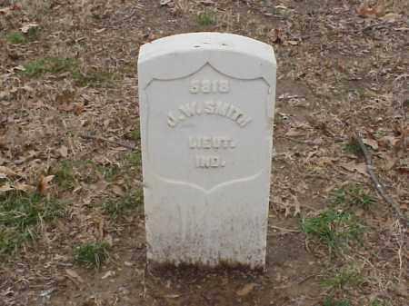 SMITH (VETERAN UNION), J W - Pulaski County, Arkansas | J W SMITH (VETERAN UNION) - Arkansas Gravestone Photos