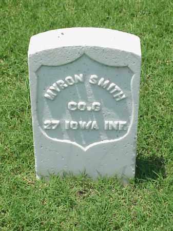 SMITH (VETERAN UNION), MYRON - Pulaski County, Arkansas | MYRON SMITH (VETERAN UNION) - Arkansas Gravestone Photos