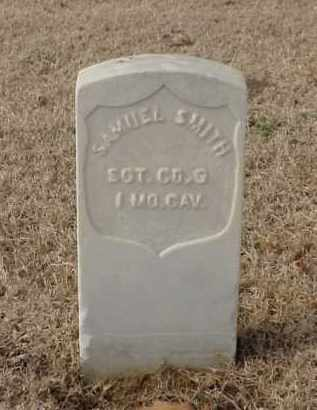 SMITH (VETERAN UNION), SAMUEL - Pulaski County, Arkansas | SAMUEL SMITH (VETERAN UNION) - Arkansas Gravestone Photos