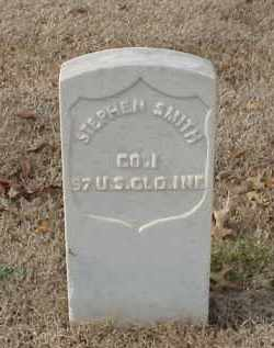 SMITH (VETERAN UNION), STEPHEN - Pulaski County, Arkansas | STEPHEN SMITH (VETERAN UNION) - Arkansas Gravestone Photos