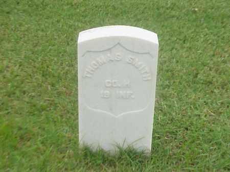 SMITH (VETERAN UNION), THOMAS - Pulaski County, Arkansas   THOMAS SMITH (VETERAN UNION) - Arkansas Gravestone Photos
