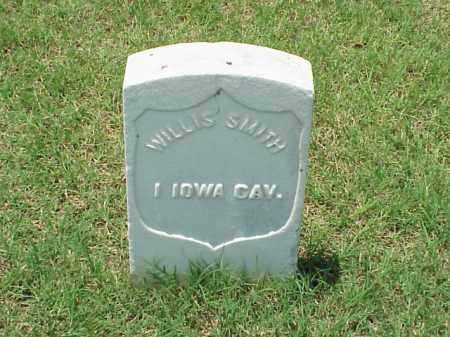 SMITH (VETERAN UNION), WILLIS - Pulaski County, Arkansas | WILLIS SMITH (VETERAN UNION) - Arkansas Gravestone Photos