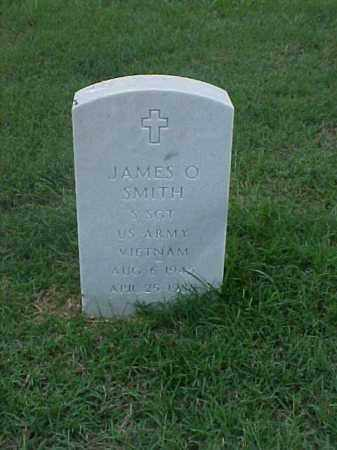 SMITH (VETERAN VIET), JAMES O - Pulaski County, Arkansas | JAMES O SMITH (VETERAN VIET) - Arkansas Gravestone Photos
