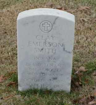 SMITH (VETERAN WWI), CLAY EMERSON - Pulaski County, Arkansas   CLAY EMERSON SMITH (VETERAN WWI) - Arkansas Gravestone Photos