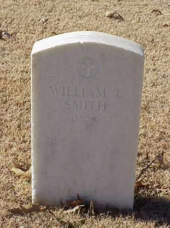 SMITH (VETERAN WWI), WILLIAM L - Pulaski County, Arkansas | WILLIAM L SMITH (VETERAN WWI) - Arkansas Gravestone Photos
