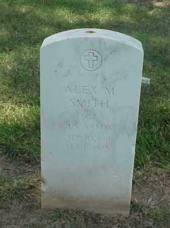 SMITH (VETERAN WWII), ALEX M - Pulaski County, Arkansas | ALEX M SMITH (VETERAN WWII) - Arkansas Gravestone Photos