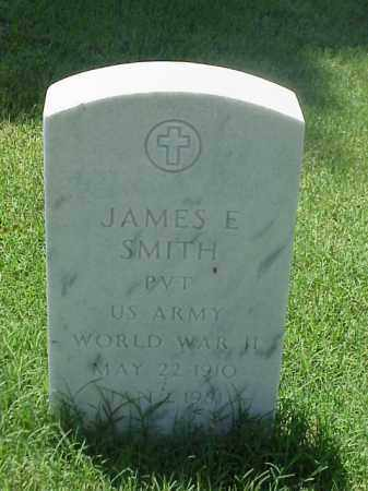 SMITH (VETERAN WWII), JAMES E - Pulaski County, Arkansas | JAMES E SMITH (VETERAN WWII) - Arkansas Gravestone Photos