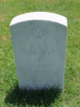 SMITH (VETERAN WWII), JOE S - Pulaski County, Arkansas | JOE S SMITH (VETERAN WWII) - Arkansas Gravestone Photos