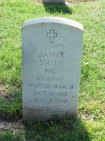SMITH (VETERAN WWII), JAMES - Pulaski County, Arkansas   JAMES SMITH (VETERAN WWII) - Arkansas Gravestone Photos