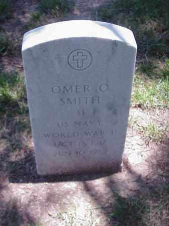 SMITH (VETERAN WWII), OMER O - Pulaski County, Arkansas | OMER O SMITH (VETERAN WWII) - Arkansas Gravestone Photos