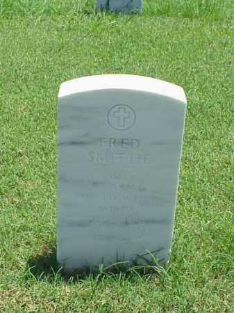 SMITTIE (VETERAN 2 WARS), FRED - Pulaski County, Arkansas | FRED SMITTIE (VETERAN 2 WARS) - Arkansas Gravestone Photos