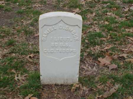 SMOCK (VETERAN UNION), DANIEL D - Pulaski County, Arkansas   DANIEL D SMOCK (VETERAN UNION) - Arkansas Gravestone Photos