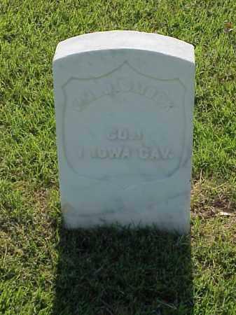 SMOCK (VETERAN UNION), W J - Pulaski County, Arkansas | W J SMOCK (VETERAN UNION) - Arkansas Gravestone Photos