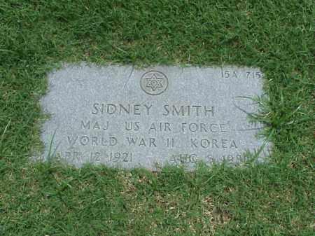 SMITH (VETERAN 2 WARS), SIDNEY - Pulaski County, Arkansas | SIDNEY SMITH (VETERAN 2 WARS) - Arkansas Gravestone Photos