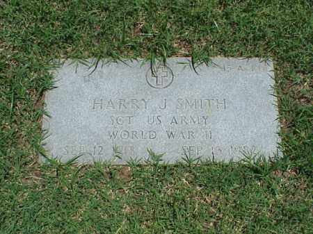SMITH (VETERAN WWII), HARRY J - Pulaski County, Arkansas | HARRY J SMITH (VETERAN WWII) - Arkansas Gravestone Photos