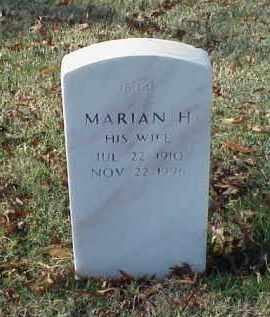 SOAST, MARIAN H - Pulaski County, Arkansas | MARIAN H SOAST - Arkansas Gravestone Photos