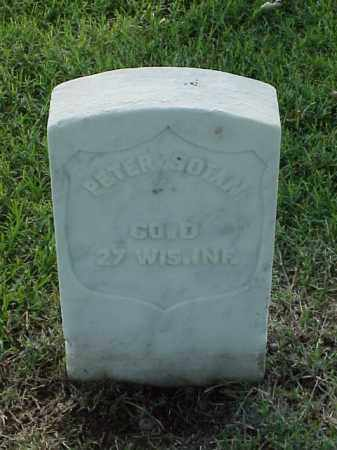SOTAN (VETERAN UNION), PETER - Pulaski County, Arkansas | PETER SOTAN (VETERAN UNION) - Arkansas Gravestone Photos