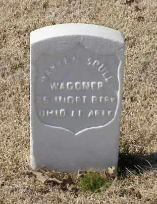 SOULE (VETERAN UNION), WARREN - Pulaski County, Arkansas | WARREN SOULE (VETERAN UNION) - Arkansas Gravestone Photos