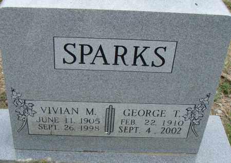 SPARKS, VIVIAN M. - Pulaski County, Arkansas | VIVIAN M. SPARKS - Arkansas Gravestone Photos