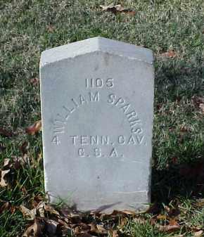 SPARKS (VETERAN CSA), WILLIAM - Pulaski County, Arkansas   WILLIAM SPARKS (VETERAN CSA) - Arkansas Gravestone Photos