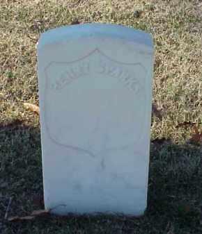 SPARKS (VETERAN UNION), HENRY - Pulaski County, Arkansas   HENRY SPARKS (VETERAN UNION) - Arkansas Gravestone Photos