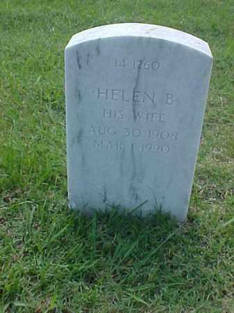 SPEIRER, HELEN B - Pulaski County, Arkansas   HELEN B SPEIRER - Arkansas Gravestone Photos