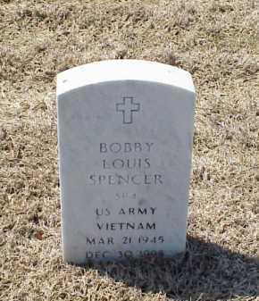 SPENCER (VETERAN VIET), BOBBY LOUIS - Pulaski County, Arkansas   BOBBY LOUIS SPENCER (VETERAN VIET) - Arkansas Gravestone Photos