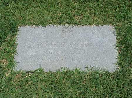 SPICER (VETERAN 2 WARS), DALE C - Pulaski County, Arkansas   DALE C SPICER (VETERAN 2 WARS) - Arkansas Gravestone Photos