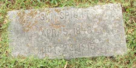 SPIGHT, SAM - Pulaski County, Arkansas | SAM SPIGHT - Arkansas Gravestone Photos