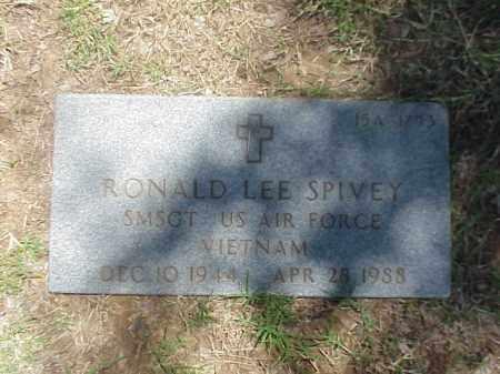 SPIVEY (VETERAN VIET), RONALD LEE - Pulaski County, Arkansas | RONALD LEE SPIVEY (VETERAN VIET) - Arkansas Gravestone Photos