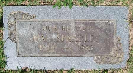 SPRADLEY, HAL - Pulaski County, Arkansas | HAL SPRADLEY - Arkansas Gravestone Photos