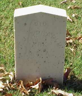 SPRADLIN (VETERAN CSA), W J - Pulaski County, Arkansas   W J SPRADLIN (VETERAN CSA) - Arkansas Gravestone Photos