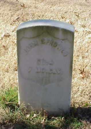 SPROWLS (VETERAN UNION), JOHN - Pulaski County, Arkansas   JOHN SPROWLS (VETERAN UNION) - Arkansas Gravestone Photos