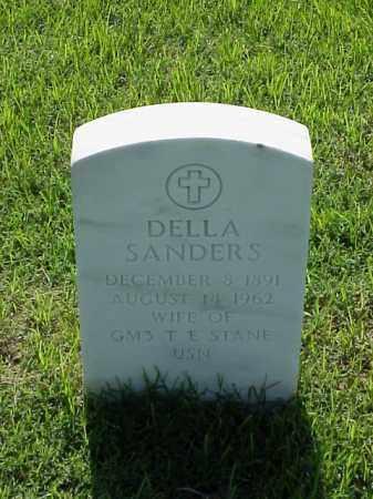 SANDERS STANE, DELLA - Pulaski County, Arkansas | DELLA SANDERS STANE - Arkansas Gravestone Photos