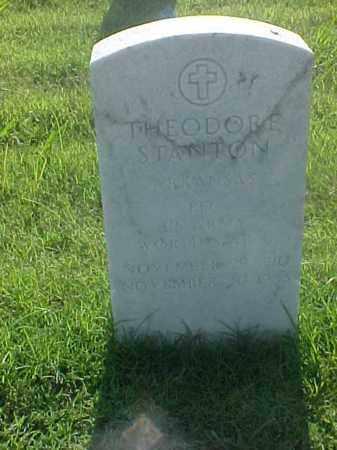 STANTON (VETERAN WWII), THEODORE - Pulaski County, Arkansas | THEODORE STANTON (VETERAN WWII) - Arkansas Gravestone Photos
