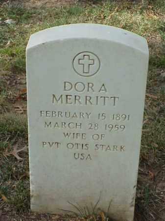 STARK, DORA - Pulaski County, Arkansas | DORA STARK - Arkansas Gravestone Photos