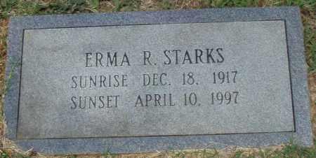 STARKS, ERMA   R. - Pulaski County, Arkansas | ERMA   R. STARKS - Arkansas Gravestone Photos