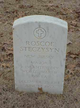 STECZYSYN (VETERAN 2 WARS), ROSCOE - Pulaski County, Arkansas | ROSCOE STECZYSYN (VETERAN 2 WARS) - Arkansas Gravestone Photos