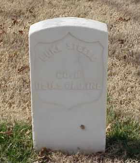 STEELE (VETERAN UNION), LUKE - Pulaski County, Arkansas   LUKE STEELE (VETERAN UNION) - Arkansas Gravestone Photos