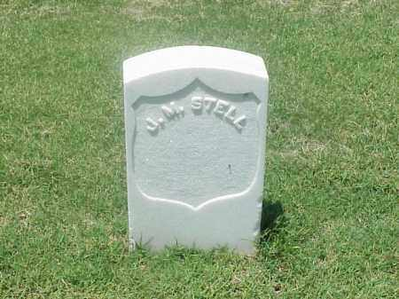 STELL (VETERAN UNION), J M - Pulaski County, Arkansas   J M STELL (VETERAN UNION) - Arkansas Gravestone Photos