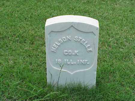 STELLE (VETERAN UNION), NELSON - Pulaski County, Arkansas | NELSON STELLE (VETERAN UNION) - Arkansas Gravestone Photos