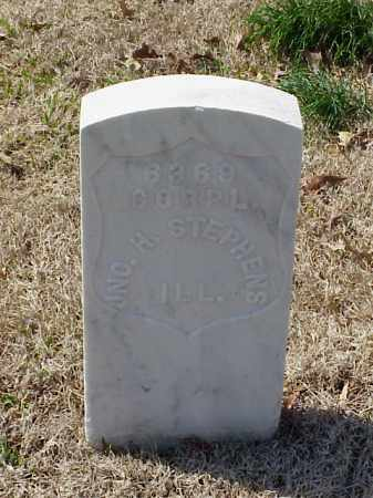 STEPHENS (VETERAN UNION), JOHN H - Pulaski County, Arkansas | JOHN H STEPHENS (VETERAN UNION) - Arkansas Gravestone Photos