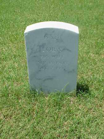 STERLING, LORA - Pulaski County, Arkansas   LORA STERLING - Arkansas Gravestone Photos