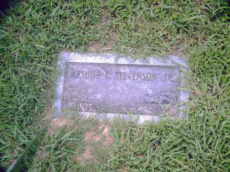 STEVENSON, JR., ARTHUR - Pulaski County, Arkansas | ARTHUR STEVENSON, JR. - Arkansas Gravestone Photos