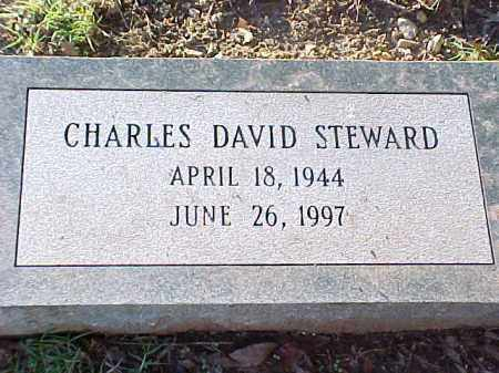 STEWARD, CHARLES DAVIS - Pulaski County, Arkansas | CHARLES DAVIS STEWARD - Arkansas Gravestone Photos