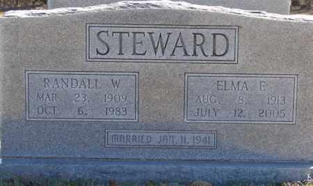 EVANS STEWARD, ELMA ESTELLE - Pulaski County, Arkansas | ELMA ESTELLE EVANS STEWARD - Arkansas Gravestone Photos