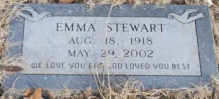 STEWART, EMMA - Pulaski County, Arkansas | EMMA STEWART - Arkansas Gravestone Photos